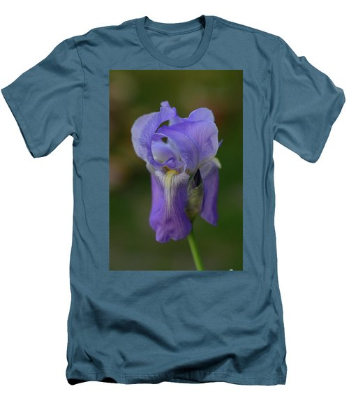 Pretty In Purple Men's T-Shirt (Athletic Fit)