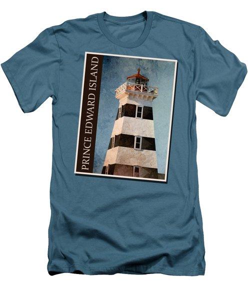 Prince Edward Island Shirt Men's T-Shirt (Athletic Fit)