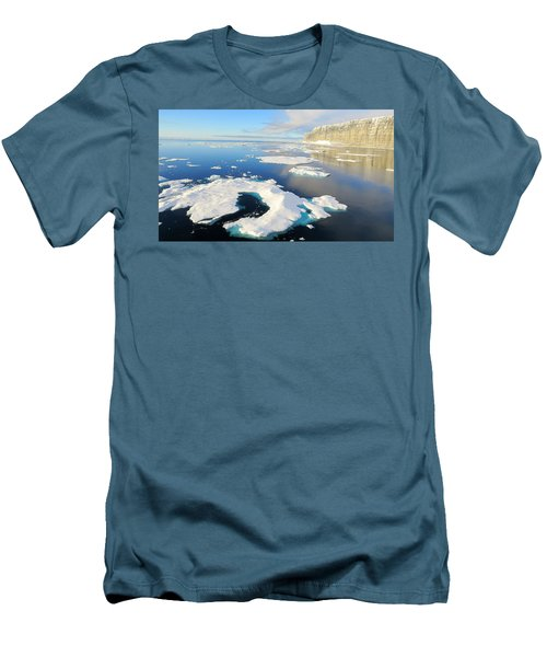 Prince Leopold Island Men's T-Shirt (Athletic Fit)
