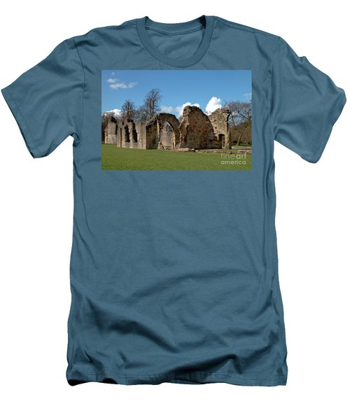 Priory Ruins Men's T-Shirt (Athletic Fit)