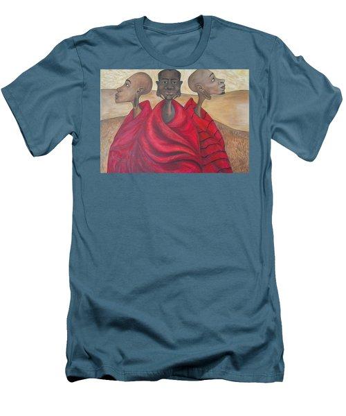 Protectors Men's T-Shirt (Athletic Fit)