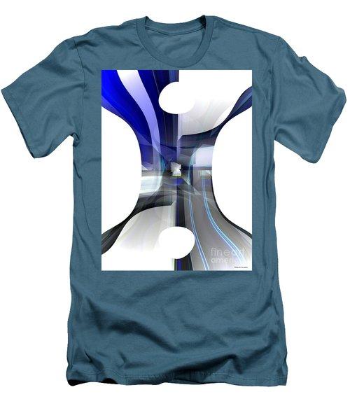 Purity Men's T-Shirt (Slim Fit) by Thibault Toussaint