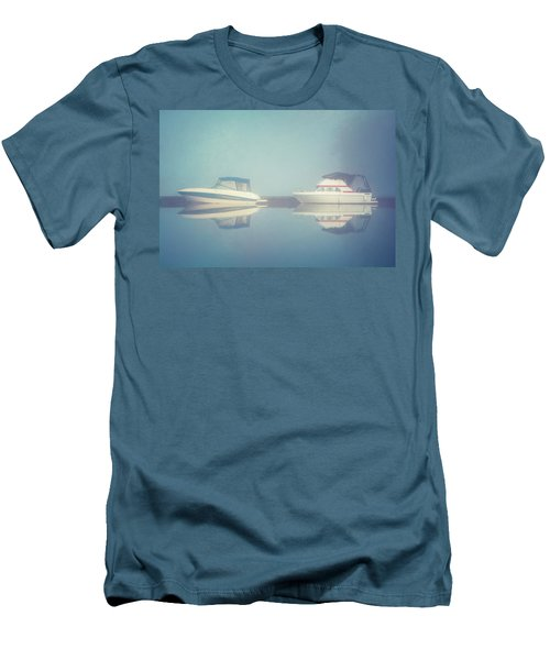 Men's T-Shirt (Slim Fit) featuring the photograph Quiet Morning by Ari Salmela