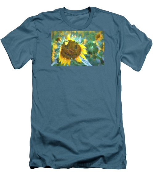 Rag A Muffin Painting Men's T-Shirt (Athletic Fit)
