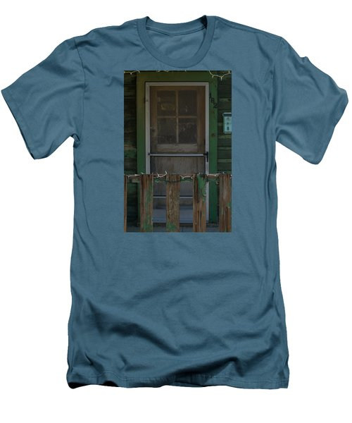 Randsburg Door No. 3 Men's T-Shirt (Athletic Fit)