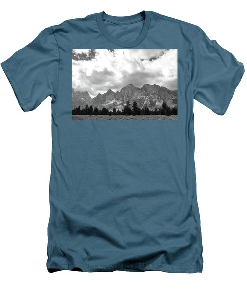 Men's T-Shirt (Athletic Fit) featuring the photograph Reach To The Sky by Colleen Coccia