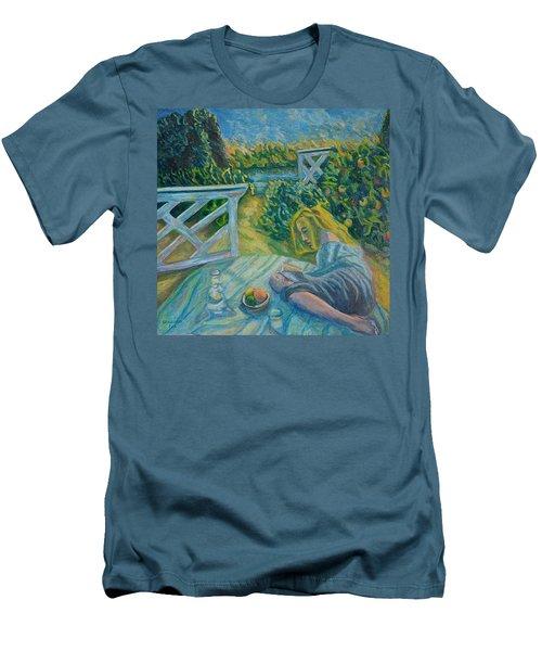 Reading Men's T-Shirt (Athletic Fit)
