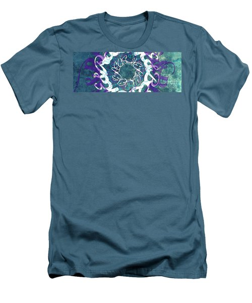 Receive And Believe 2 Men's T-Shirt (Athletic Fit)