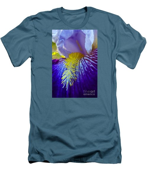 Recollection Spring 1 Men's T-Shirt (Slim Fit) by Jean Bernard Roussilhe