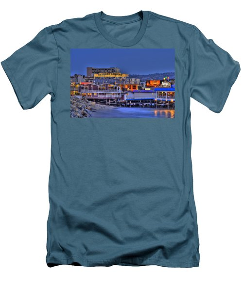 Redondo Landing Men's T-Shirt (Slim Fit)