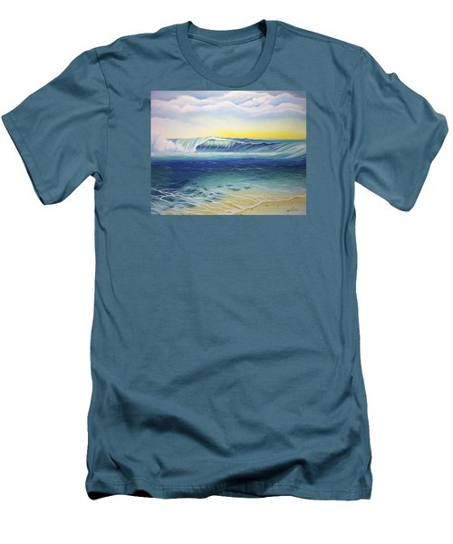 Reef Bowl Men's T-Shirt (Athletic Fit)