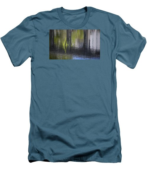 Reflections Accents Men's T-Shirt (Slim Fit) by Morris  McClung