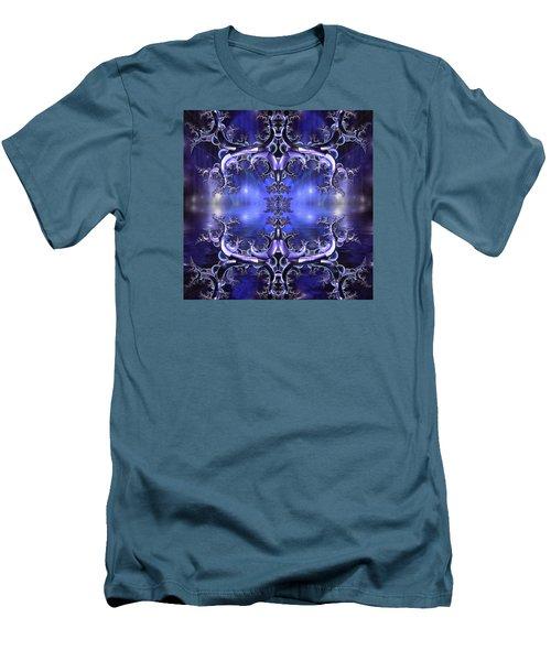 Regal Composition Men's T-Shirt (Slim Fit) by Mario Carini