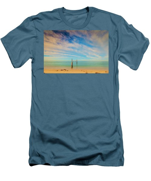 Remenants Men's T-Shirt (Slim Fit) by David Cote