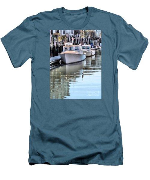 Rest Time Men's T-Shirt (Slim Fit) by Elizabeth Dow