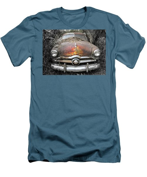 Retired Men's T-Shirt (Slim Fit) by Patrice Zinck