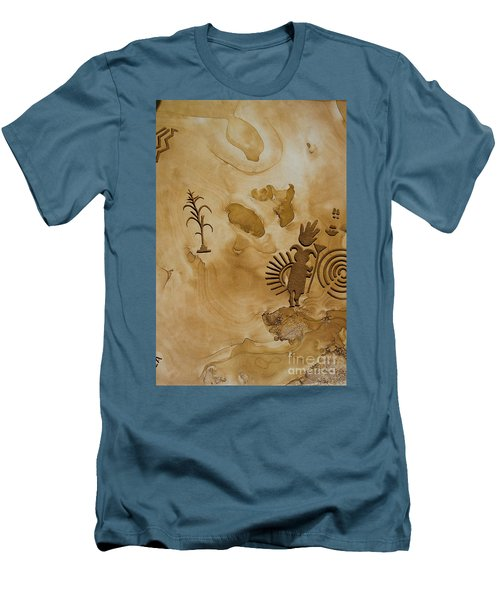 Rock Work Men's T-Shirt (Athletic Fit)