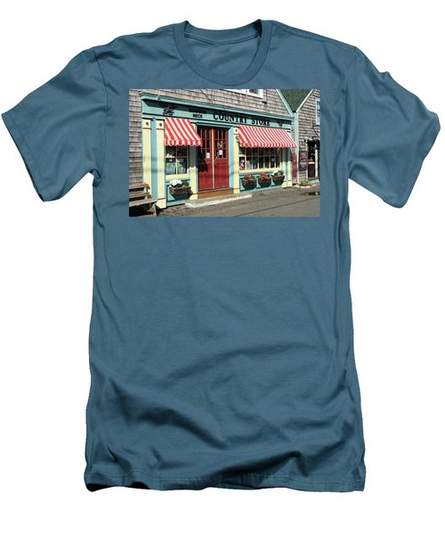 Rockport Country Store Men's T-Shirt (Slim Fit) by Lou Ford