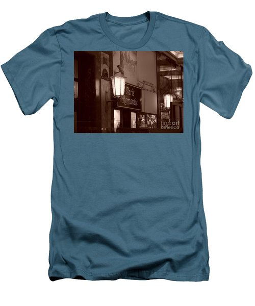 Romantica Parigi Men's T-Shirt (Athletic Fit)