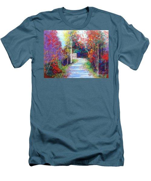 Sackville Walking Trail Men's T-Shirt (Athletic Fit)