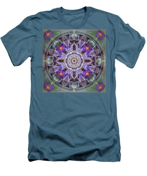 Sacred Emergence Men's T-Shirt (Athletic Fit)