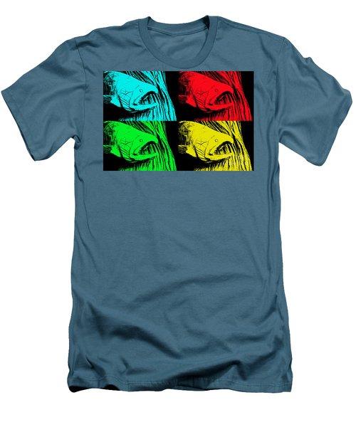 Salmon Pops Men's T-Shirt (Athletic Fit)