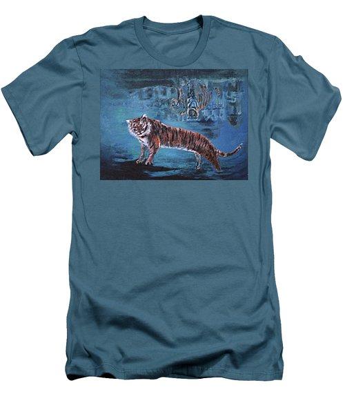 Salvato Dalle Acque Men's T-Shirt (Athletic Fit)