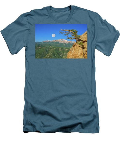 Sanctity Of Nature, The Impetus Behind My Photography Men's T-Shirt (Athletic Fit)