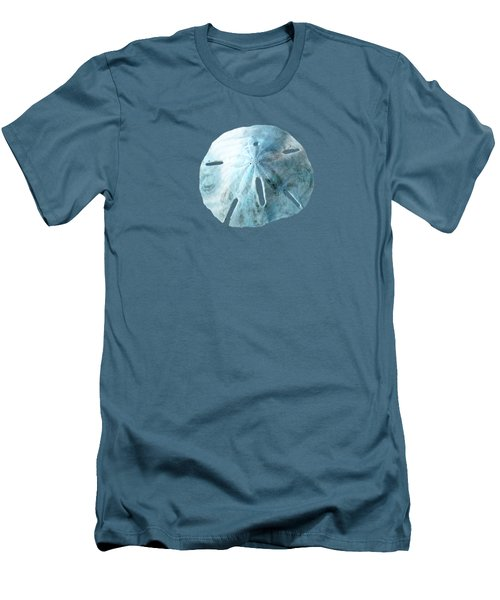 Sand Dollar Men's T-Shirt (Slim Fit) by Anastasiya Malakhova