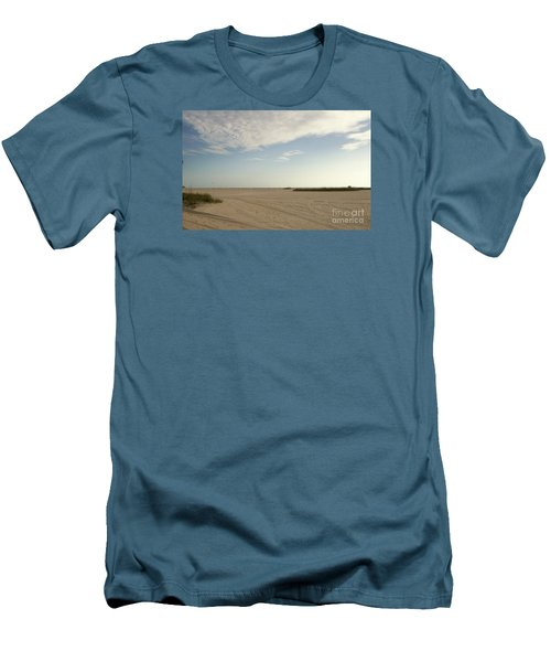 Sand Storm At St. Pete Beach Men's T-Shirt (Athletic Fit)