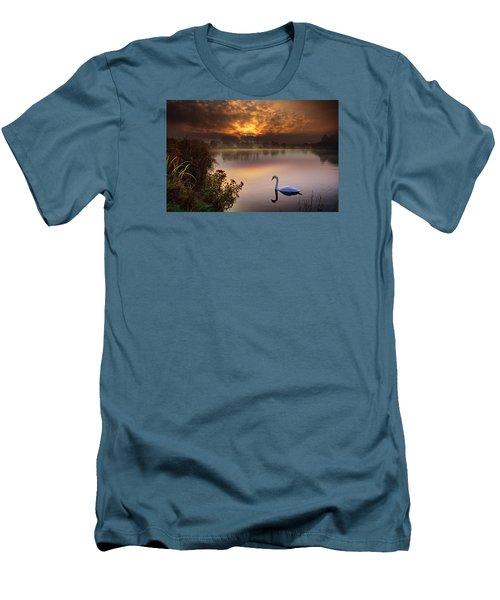 Sandy Water Park 2 Men's T-Shirt (Athletic Fit)