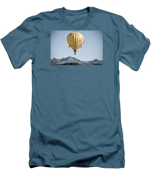 Santa Fe Air Force Men's T-Shirt (Athletic Fit)