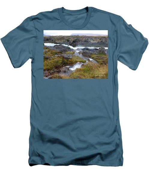 Scenic Intersection Men's T-Shirt (Athletic Fit)