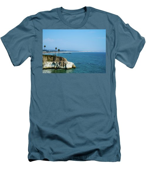 Scenic Outcropping Men's T-Shirt (Athletic Fit)
