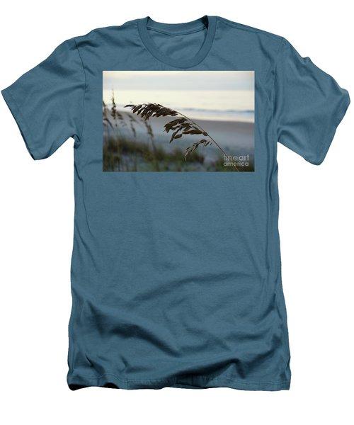 Sea Oats Men's T-Shirt (Athletic Fit)