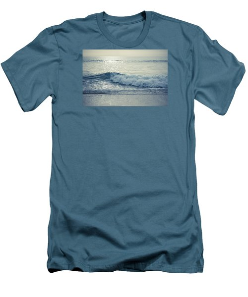 Sea Of Possibilities Men's T-Shirt (Slim Fit) by Laura Fasulo