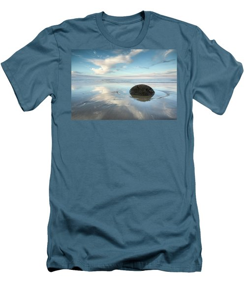 Seaside Dreaming Men's T-Shirt (Athletic Fit)