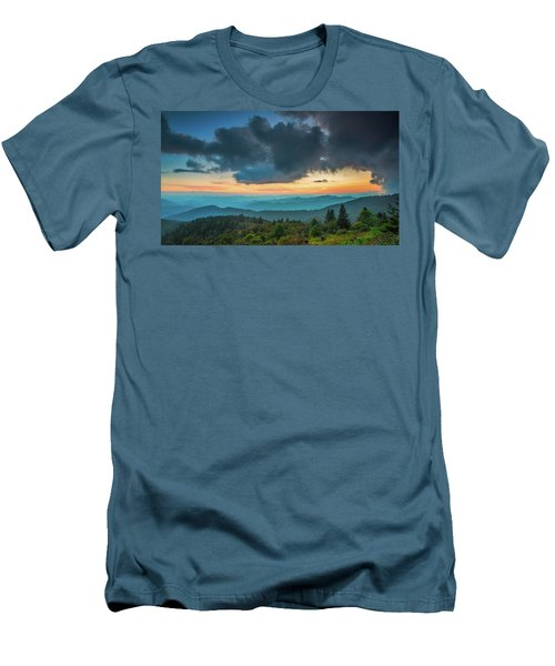 Men's T-Shirt (Athletic Fit) featuring the photograph Seasons by Joye Ardyn Durham