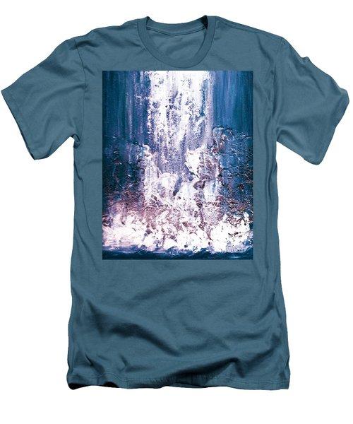 Second Sight  Men's T-Shirt (Athletic Fit)