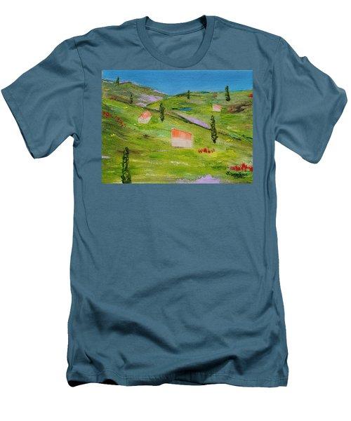 Semplicita Men's T-Shirt (Athletic Fit)