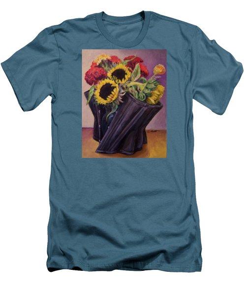 September Cincher Men's T-Shirt (Slim Fit) by Laura Aceto