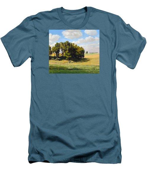 September Summer Men's T-Shirt (Slim Fit) by Bruce Morrison