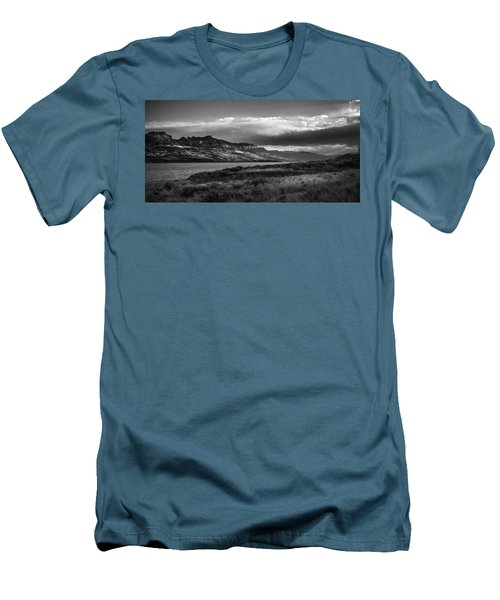 Men's T-Shirt (Slim Fit) featuring the photograph Serenity by Jason Moynihan