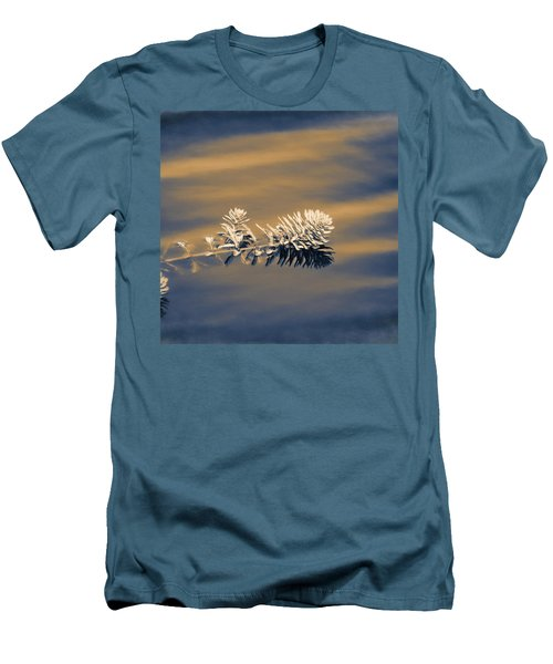 Men's T-Shirt (Slim Fit) featuring the photograph Set Apart by Carolyn Marshall