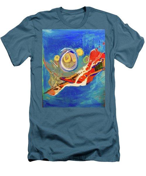 Seventh Dimension Men's T-Shirt (Athletic Fit)