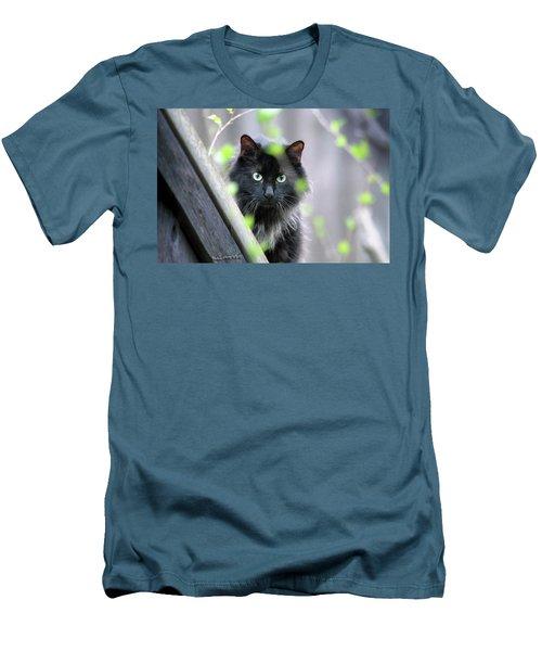 Shadow Predator Men's T-Shirt (Athletic Fit)