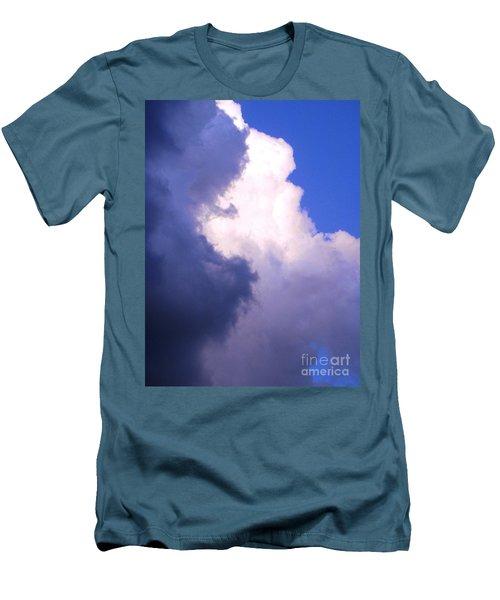 Shadow Work Men's T-Shirt (Slim Fit) by Melissa Stoudt