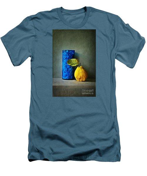 Shape And Colour Men's T-Shirt (Athletic Fit)
