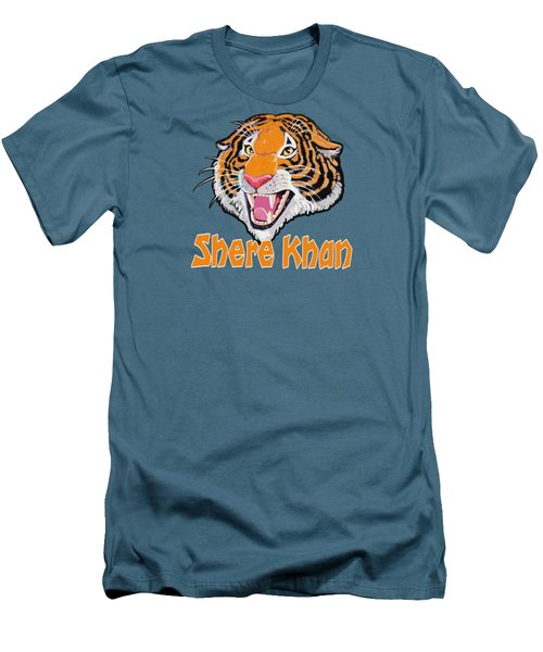 Shere Khan Men's T-Shirt (Athletic Fit)