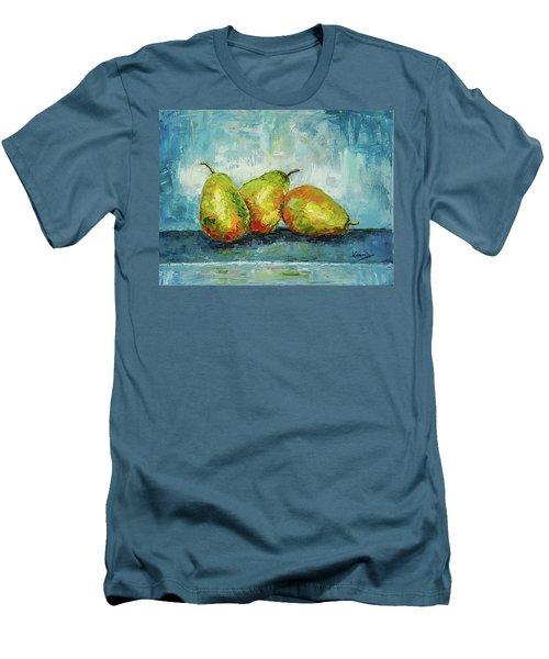 Siblings Men's T-Shirt (Slim Fit) by Janet Garcia